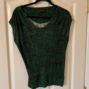Anthropologie Podolls top size small